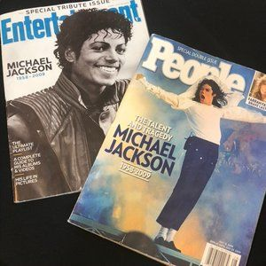 Other - Michael Jackson Tribute Magazines printed 2009